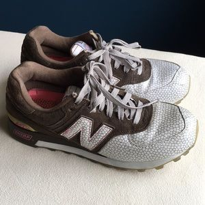 New Balance limited edition style 576 shoes sz 8